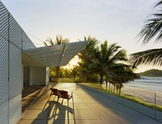 Casa Iporanga in Brazil by Isay Weinfeld