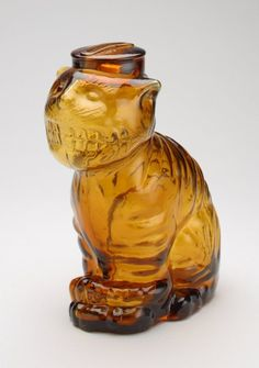 Hazel-Atlas Glass Company, Cheshire Cat bank, c.1930s