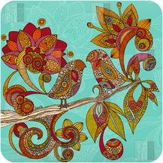 Valentina Ramos Hello Birds Wall Art