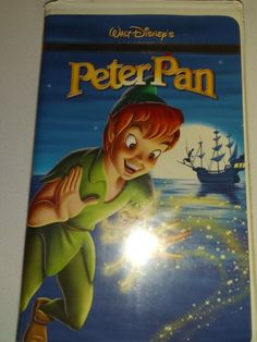Peter Pan Vhs, Pooh's Grand Adventure, Wiggles Birthday, Disney Collectibles, Walt Disney, Classic, Movies, Painting, Collection