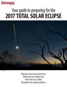 Prepare for the 2017 total solar eclipse | Astronomy.com
