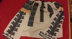 Costume, Traditional, Embroidery, Blouse, Skirts, Fashion, Blouse Band, Needlepoint, Skirt