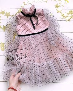 Sodawn 2018 Summer Party Dresses For Gir - Diy Crafts - maallure Frocks For Girls, Kids Frocks, Little Girl Dresses, Girls Dresses, Party Dresses, Baby Girl Fashion, Kids Fashion, Baby Dress Design, Baby Frocks Designs