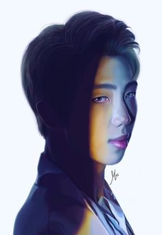 The Wings Tour Series: RM by G-A-B-J-O-O-N on DeviantArt