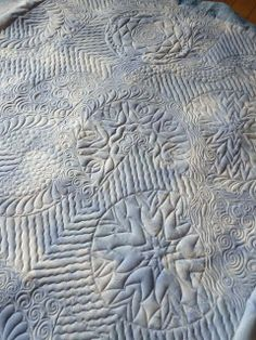 Sewing & Quilt Gallery: Winter Snow & Ice