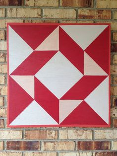 2ft Barn Quilt by TeamStephensSigns on Etsy