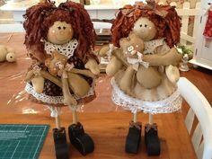 Boneca Carol E Gatinho Tom
