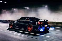 """5,476 Likes, 11 Comments - TheHottestNissan GTR Page (@nissan_gtr_lovers) on Instagram: """"Flame on  @3xhonk Pic: @z_testa --------------------------------------------- BUY GTR CLOTHING…"""""""