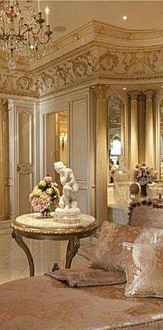 Rosamaria G Frangini | Architecture Luxury Interiors | Beautiful Interiors | Traditional Home.