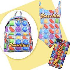 Moschino lança coleção-cápsula com o jogo Candy Crush