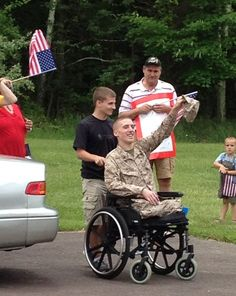 Timothy Donley an American Hero! God Bless this Soldier's Sacrifice!  Please God - answer his prayers!