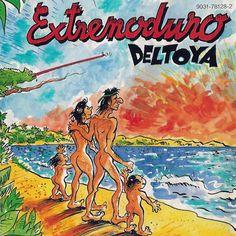 Extremoduro  -  Deltoya (interior)
