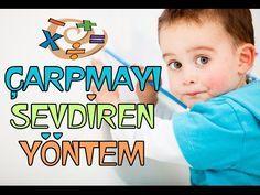 Parmaklarla Kolay ve Eğlenceli Çarpma - YouTube Symmetry Activities, Math For Kids, Classroom Activities, Parenting, Education, Children, School, Youtube, Homework