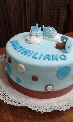 Torta baby shower ♡