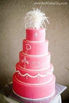 Pink Wedding Ideas - www.WeddingSearch...
