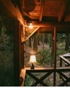 """wild-cabins: """"Idyllbrook Gazebo Cabin """""""