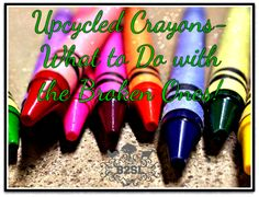 "I added ""Upcycled Crayons- What to Do with the Broken Ones!"" to an #inlinkz linkup!http://back2simplelife.com/2016/09/upcycled-crayons/"