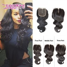 Aliexpress.com : Buy Queen Hair Products Brazilian Virgin Hair With Closure Best Human Hair Body Wave With Lace Closures 3/4 bundles Brazilian Hair from Reliable product header suppliers on Li&Queen  | Alibaba Group