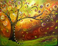 Fall Swirly Tree On location at Christina's Cafe 22 South St Westborough Sat, Sept 21 10am-12pm $30pp Reservations required