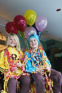 Die nächste #Frühlingsparty kann kommen... Ob #Geburtstag oder einfach so: Mit dem me&i #Sweater fühlen sich Kids wohl.