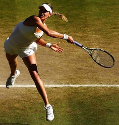 Is #Eugenie #Bouchard the next big thing? #ClippedOnIssuu from 2014 #Wimbledon Review #tennis #WTA