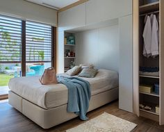 Lovely modern bedroom at this Costa Blanca home #RealEstate #EstateAgent #Realtor #Design #Spain #Sun #Relax #Casa #Propiedad #Lujo #Diseño #Rightmove #Zoopla #Properties #DreamHouse #Architecture #Building #Photography #Luxury #Lifestyle #Interiors #InteriorDesign #HomeDesign #HomeDecor #Home #Property #Travel