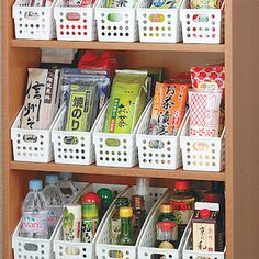 Ideas For Kitchen Pantry Organization Magazine Holders Kitchen Organization Pantry, Home Organisation, Diy Kitchen Storage, Pantry Storage, Storage Hacks, Kitchen Shelves, Kitchen Pantry, Organizing Ideas, Organization Hacks