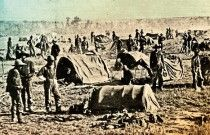 """<span class=""""entry-title-primary"""">A Campaign from Hell</span> <span class=""""entry-subtitle"""">Overshadowed by the fame of other Great Sioux War campaigns, the U.S. Army's 1876 horse meat march showed grit and courage.</span>"""