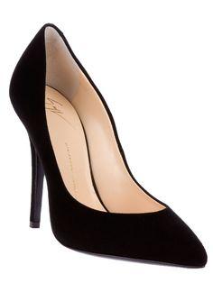 Giuseppe Zanotti Design pointed toe pumps - on Vein - getvein.com