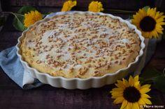 Torta delle nonna-a toszkán nagymamák pitéje | Tétova ínyenc Baking, Food, Bakken, Essen, Meals, Backen, Yemek, Sweets, Eten