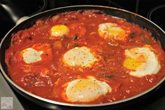 Spicy Egg One Pot | The Mini Mes and Me #EggCentric #recipe #eggs #family #food