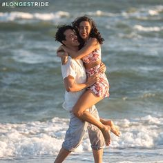 Oona Chaplin and Jack Huston are Ruth and Ira in a love story for the ages. See Nicholas Sparks' The Longest Ride in theaters April 10.