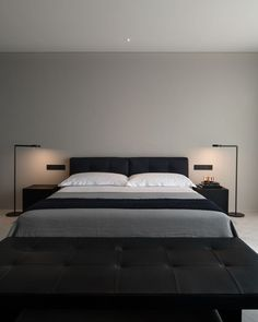 Discover the Ultimate Master Bedroom Styles and Inspirations - All For Decoration Home Room Design, Master Bedroom Design, Home Bedroom, Modern Bedroom, Bedroom Decor, Bedroom Linens, Bedroom Lighting, Home Interior, Interior Design