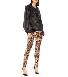 a4649f14783a3 20 Best Leopard Print Leggings images | Leopard print leggings ...