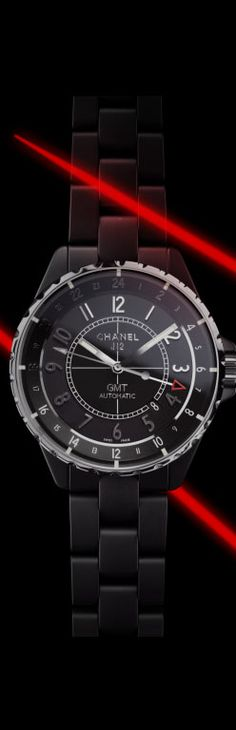 CHANEL J12 CHROMATIC FUNCTION J12 CHROMATIC GMT watch