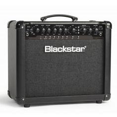 BLACKSTAR ID 15 TVP - Ampli Guitare Electrique 15W Tvp - Combo 1x10 Programmable