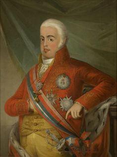 Retrato de D. João VI, Rei de Portugal