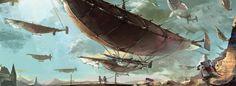Θεοί του Ατμού: Steampunk οράματα: Σας αρέσει η επιστημονική φαντασία, η Βικτωριανή ε...