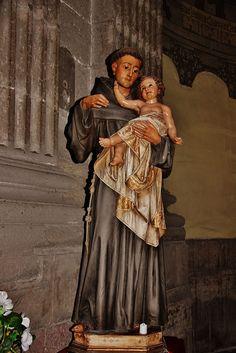 San Antonio de Padua, Capilla de San Antonio de Padua, Santuario de Ntra. Sra. de Loreto, Centro Histórico de la Cdad. de México, D.F.   da Tach Jrez. Hra.