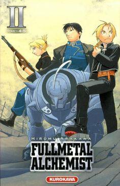 Fullmetal Alchemist - Edition reliée Vol.2: Amazon.fr: Hiromu Arakawa: Livres