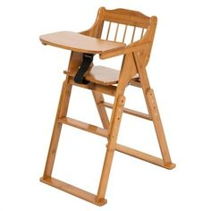 Porcelaine White Profit Small Lemo Highchair High Chairs