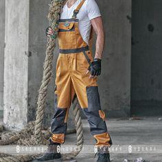 >> Click to Buy << 2015 Winter Discount Work Wear Bib Pants Men's Plus Size Tooling Uniform Jumpsuits Loose Casual Overalls Size:M-Xxxl #Affiliate