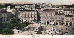 """E """"Via"""" dicendo ... la Peculio Frumentario a Messina"""