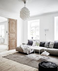 How to Get the Scandinavian Aesthetic in Your Living Room