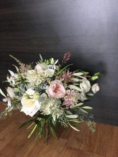 Blooms Florist, Our Wedding, Wedding Flowers, Floral Wreath, Bouquet, Wreaths, Weddings, Bridal, Home Decor