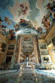 Exactly How to Get Into Rome's Most Beautiful Off-Limits Attractions Baroque Architecture, Beautiful Architecture, Beautiful Buildings, Beautiful Places, Renaissance, Architect Jobs, French Country Bedrooms, Parcs, Aesthetic Wallpapers