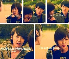 I seriously need to get around to watching Secret Garden......