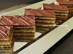 Raspberrybrunette: Žerbo rezy  Úžasný, tradičný koláč našich babičiek...