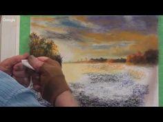 live pastel part 4 - YouTube