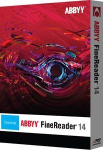 1 PC License ABBYY FineReader 14 Standard